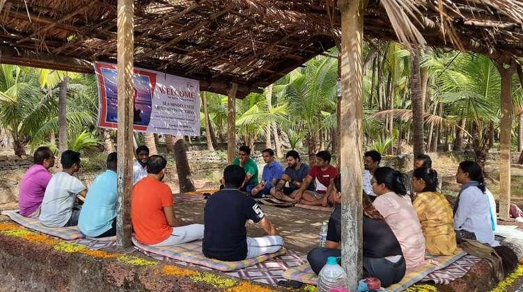 Sea Mindfulness Camp 2